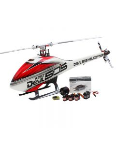 ALZRC Devil 505 FAST RC Helicopter Super Combo
