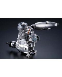 O.S. GF40 4-Stroke Gas with F-6040 Muffler