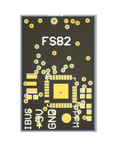 FS82 MICRO 2.4G 8CH Flysky Compatible Receiver With PPM I-Bus Output