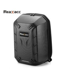 Realacc Waterproof Hard Shell Backpack Case Bag Carbon Fiber Turtle Shell For DJI Phantom 4/ Pro