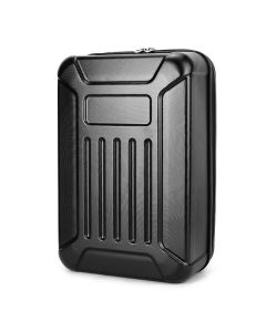 Realacc Hard Shell Backpack Case Bag for Hubsan X4 H501S RC Quadcopter Standard Version