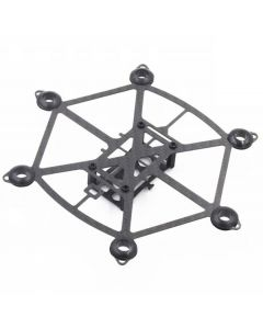 LANTIAN Spider 150 HEX-6 Carbon Fiber DIY Micro FPV RC Quadcopter Frame Support 8520 Coreless Motor