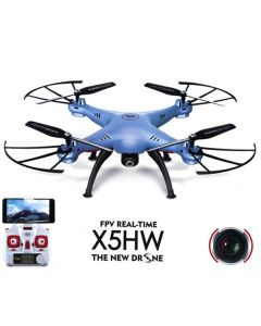 Syma X5HW WIFI FPV With HD Camera Altitude Mode 2.4G 4CH 6Axis RTF