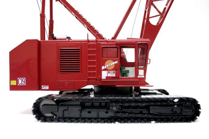 Manitowoc - Vicon 4100W Crawler Crane  af544bf7d