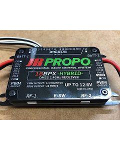 JR 16BPX Hybrid