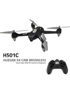 Hubsan X4 H501C Brushless With 1080P HD Camera GPS Altitude Hold Mode RTF