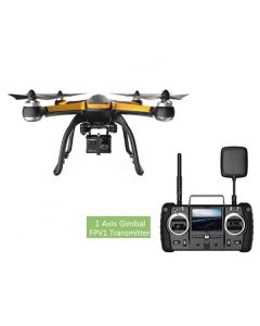 Hubsan X4 Pro H109S 5.8G FPV With 1080P HD Camera 3 Axis Gimbal GPS