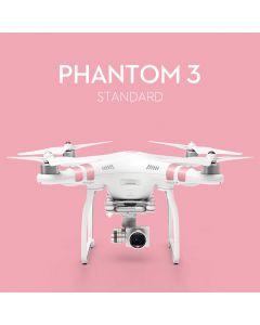 DJI Phantom 3 Standard FPV With 2.7K HD Gimbal Camera RTF