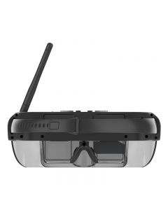 GLAXXES G619 9.8 Inch 854x480 5.8G 40CH FPV Goggles With DVR HD Port Monocular Virtual Screen