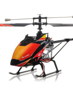 WLToys V913 2.4G 4CH Single Blade RC Helicopter LCD Controller